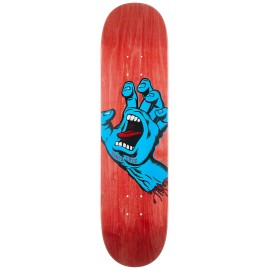 Santa Cruz Santa Cruz Screaming Hand deck 8""