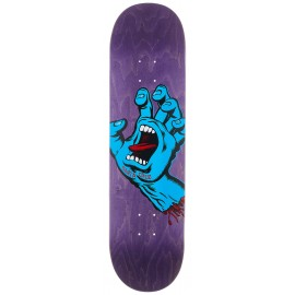 Santa Cruz Santa Cruz Screaming Hand deck 8.375""