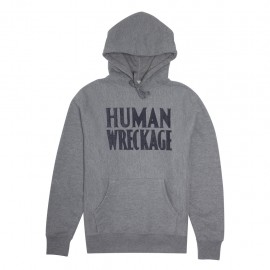 Fucking Awesome Fucking Awesome Human Wreckage hoodie grey heather