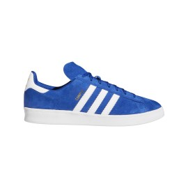 Adidas Adidas Campus royal footwear white gold
