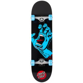 Santa Cruz Santa Cruz Screaming Hand complete black 8""