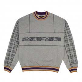 Paccbet Paccbet Sweat grey melange