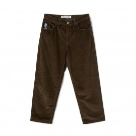 Polar Polar 93 Cord pant brown