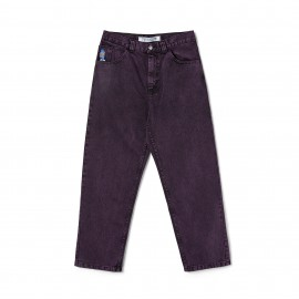 Polar Polar 93 Denim pant purple black