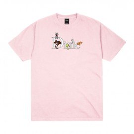 Dime Mtl Dime Dogs tee S/S pink