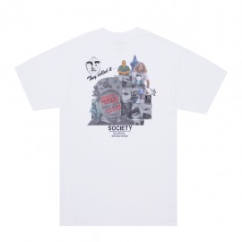 Fucking Awesome Fucking Awesome Society tee S/S white
