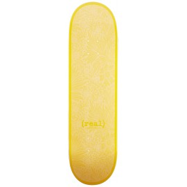Real Real Flowers Renewal deck yellow 8.38""