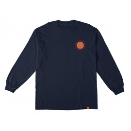 Spitfire Spitfire Classic 87 Swirl tee L/S navy
