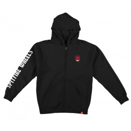 Spitfire Spitfire Lil Big Head Hombre hood zip black