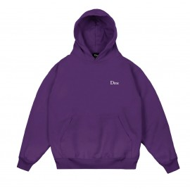 Dime Mtl Dime Classic Small Logo hoodie purple