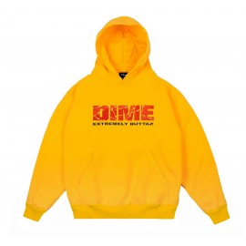 Dime Mtl Dime Extremely Buttaz hoodie yellow