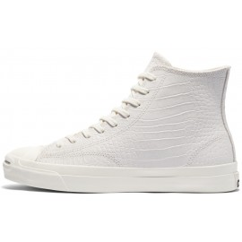 Converse Converse X Pop Trading Co Jack Purcell Pro high off white