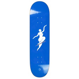 Polar Polar No Comply deck blue 8.5""