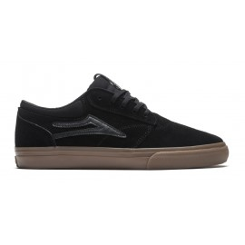 Lakai Lakai Griffin shoes black gum suede