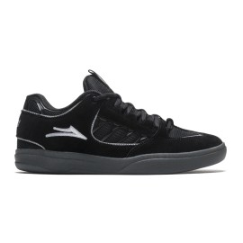 Lakai Lakai Carroll shoes black smoke suede