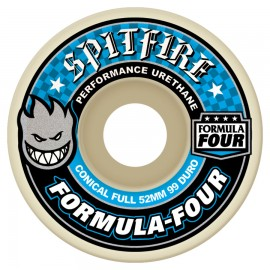 Spitfire Spitfire Conical Full wheels Formula Four 99D 52mm