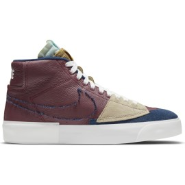 Nike SB Nike SB Blazer Mid Edge team red navy light dew summit white