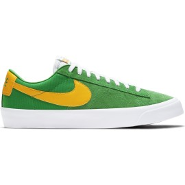 Nike SB Nike SB Blazer low Pro GT lucky green university gold black white