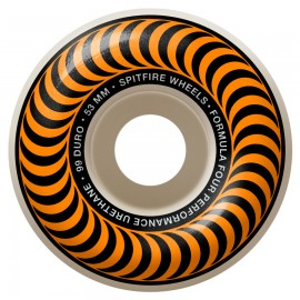 Spitfire Spitfire Classics wheels Formula Four 99D 53mm