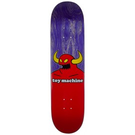 Toy Machine Toy Machine Monster deck purple 8""