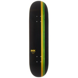 Dgk DGK Finish Line deck black 8.06""