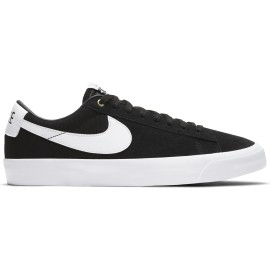 Nike SB Nike SB Blazer Low Pro GT QS black white black gum light brown