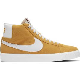 Nike SB Nike SB Blazer Mid university gold white university gold