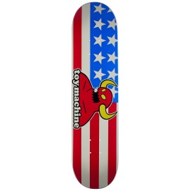 Toy Machine Toy Machine American Monster deck 7.75""