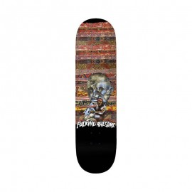 """Fucking Awesome Fucking Awesome Louie Lopez deck Rug 8.125"""""""