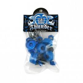 Thunder bushing rebuild kit medium 95DU blue
