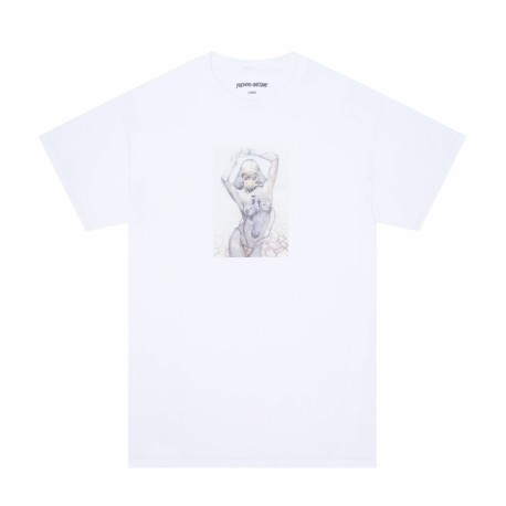 Fucking Awesome Fucking Awesome Robotica tee S/S white