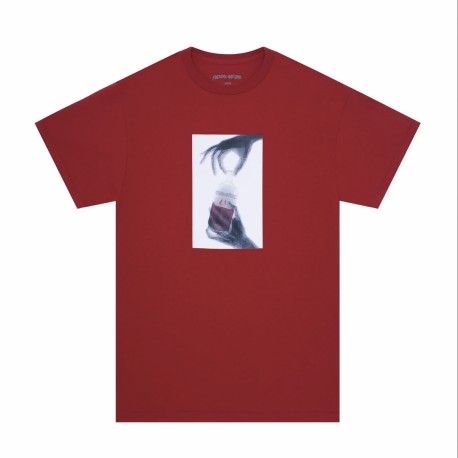 Fucking Awesome Fucking Awesome X Ray tee S/S scarlet red