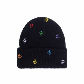 Fucking Awesome Fucking Awesome Scattered Cuff beanie black